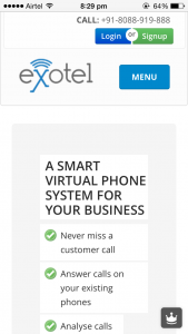 exotel-mobile